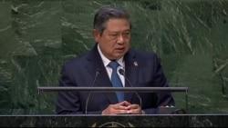 Pidato Presiden Susilo Bambang Yudhoyono di PBB