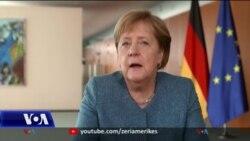 Kancelarja gjermane Merkel mbledh përfaqësuesit e Ballkanit Perendimor në takim virtual