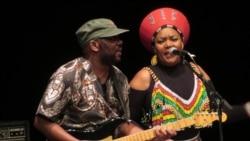 Mongezi Ntaka (South Africa) - Music Time in Africa