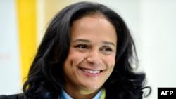 Isabel dos Santos, empresária angolana