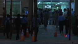 2018-07-30 美國之音視頻新聞: 前巴基斯坦總理心臟病突發被送入醫院治療