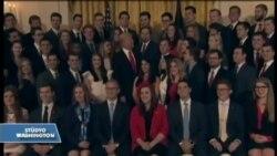 Beyaz Saray'da Stajyerlik