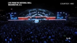 Megastar-Studded Concert on the National Mall to Honor Veteran's Day