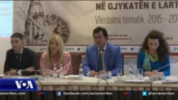 Tiranë: Stoku i dosjeve dhe vetingu bllokojnë Gjykatën e Lartë, thotë studimi i Qendrës INFOÇIP