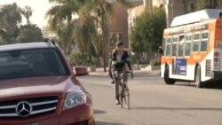 Los Angeles Halkı Bisiklete Alışır mı?