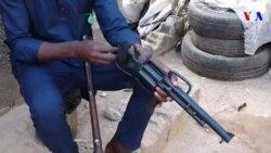 Garkuwa Da Mutane: Yadda Matasa Ke Kare Al'ummominsu A Najeriya