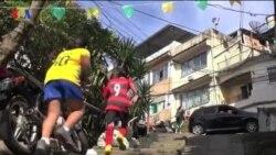 Favela Tavares - um sucesso no Rio de Janeiro