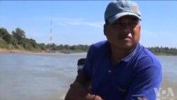 老挝水坝项目引起邻国争议