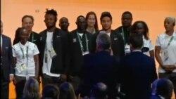 Участники Олимпиады собираются в Рио-де-Жанейро