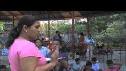 Makeshift Schools Helping Mumbai Slum Children Beat the Odds