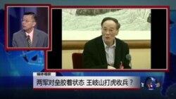媒体观察:两军对垒胶着状态,王岐山打虎收兵?