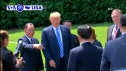 Manchetes Americanas 18 janeiro: Enviado norte-coreano encontra-se com o Sec. de estado Mike Pompeo