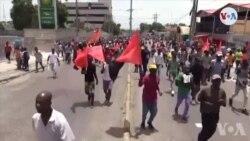 Ayiti: Manifestasyon Opozisyon an Pat Reyini Anpil Moun Pandan Wikenn nan