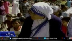 Z. Mark Gjonaj për shenjtërimin e Nënë Terezës