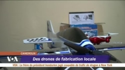 Des drones made in Cameroun