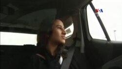 Կանայք Սաուդիան Արաբիայում երջանիկ են, քանի որ վերջապես կարող են մեքենա վարել