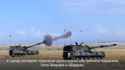 Турецкая армия готовится нанести удар по сирийским курдам