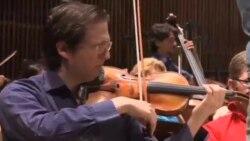 جوان ترین سر نوازنده ارکستر در جهان