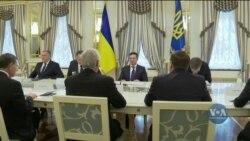 Американські сенатори в Україні, щоб запевнити, що сторінка з імпічментом Трампа, перегорнута. Відео