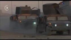 ادامه پیشروی نیروهای عراقی در موصل؛ یک فرمانده داعش در حملات هوایی آمریکا کشته شد