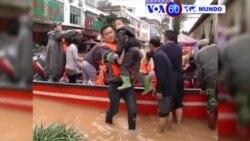 Manchetes Mundo 22 Março 2016: Bruxelas no centro das atenções, China sofre com chuvas torrenciais