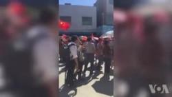 关注乌坎(1) 村民称上千镇暴警进驻气氛紧张