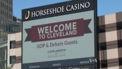 Cleveland Welcomes Republican Presidential Debate