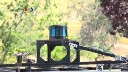 Sensor Lidar Jadi Mata Mobil Swakemudi