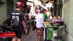 Ăn Tết muộn ở Mả Lạng, Sài Gòn