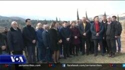 Nderimi i viktimave në ish-Kampin e Tepelenës