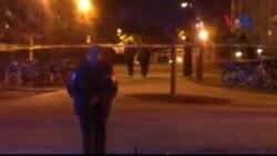 Nổ súng trong thư viện trường đại học Mỹ, 4 người bị thương