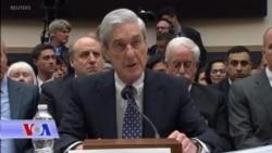 Correspondants VOA : Robert Mueller témoigne devant le Congrès