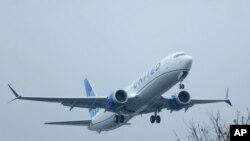 United Airlines mencapai kesepakatan untuk membeli 25 lagi pesawat Boeing 737 MAX yang akan diserahkan tahun 2023. (Foto: dok).