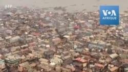 Nigeria- le bidonville flottant de Makoko trouve sa place sur les cartes