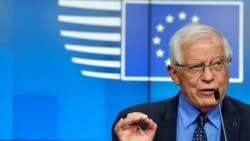 """歐盟高官譴責北京迫使香港修改選舉制度 中方""""強烈不滿"""""""