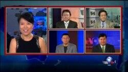 VOA卫视(2016年8月5日 第二小时节目 焦点对话 完整版)