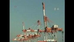 中國9月份進口額出現兩位數下滑