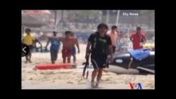 突尼斯當局尋找海灘槍擊案同謀