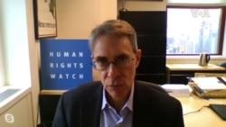 人權觀察執行長被香港拒絕入境 林鄭月娥說不評論個案