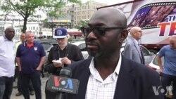 美国非裔社区要求调查车祸致死事件