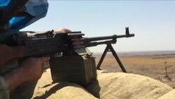 前线库尔德战士准备好反击伊斯兰国