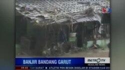 Lũ lụt và đất chuồi tại Indonesia, 20 người chết