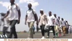 Rapatriement de plusieurs dizaines d'anciens rebelles du M23