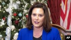 密西根州州長格雷琴·惠特默(Gretchen Whitmer)