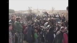 Syria's Exodus