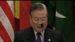 2012-10-31 美國之音視頻新聞: 中國拒絕出席日本防衛論壇