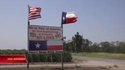 Mỹ: Cư dân biên giới quyết giữ đất