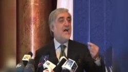 عبدالله عبدالله می گوید که با دستآوردهای افغانها معامله نخواهد شد