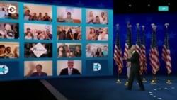 Джо Байден официально стал кандидатом в президенты США от Демократической партии