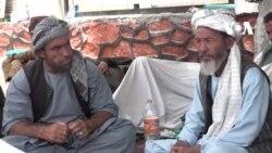 د هلمند د سولې کاروان د پاکستان سفارت مخ ته پرلت پیل کړ